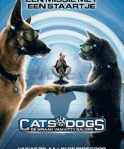 Cats & Dogs 2: De Wraak Van Kitty Galore (Blu-ray)
