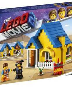 LEGO The Movie 2 Emmets Droomhuis/Reddingsraket! - 70831