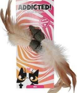 Addicted Mice with Feathers